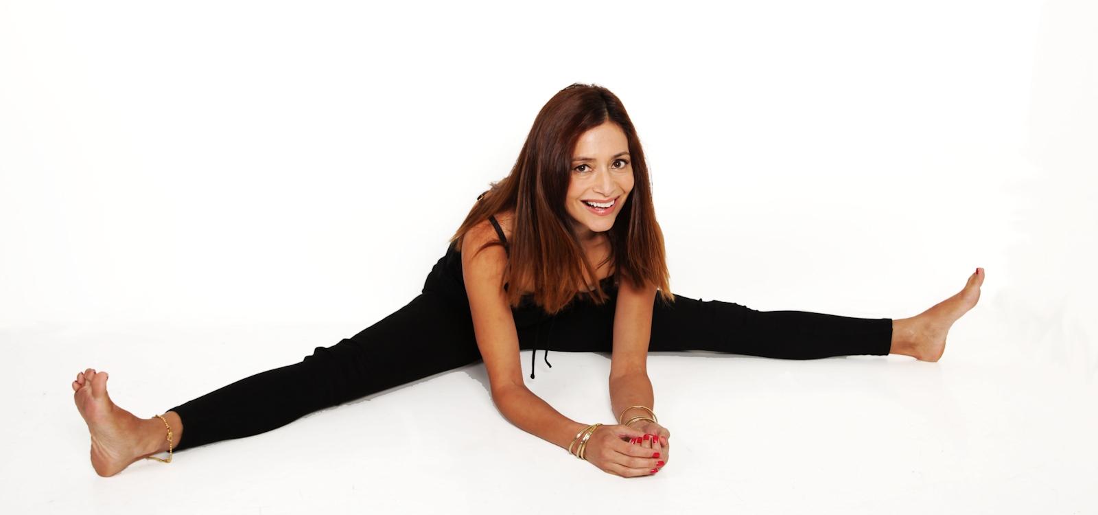 Yoga teacher and instructor
